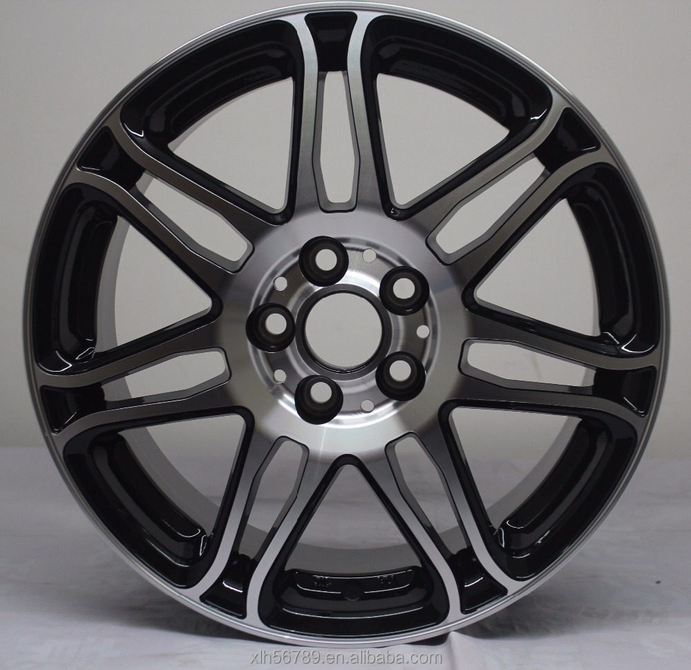 "High quality 14"" 16"" ALLOY WHEEL with competitive price for all car makes"