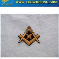 Manufacture High Quality Custom Masonic Patch