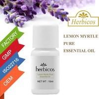 Lemon Myrtle Pure Essential Oil/2015 best Body Massage Oil for Women 10ml