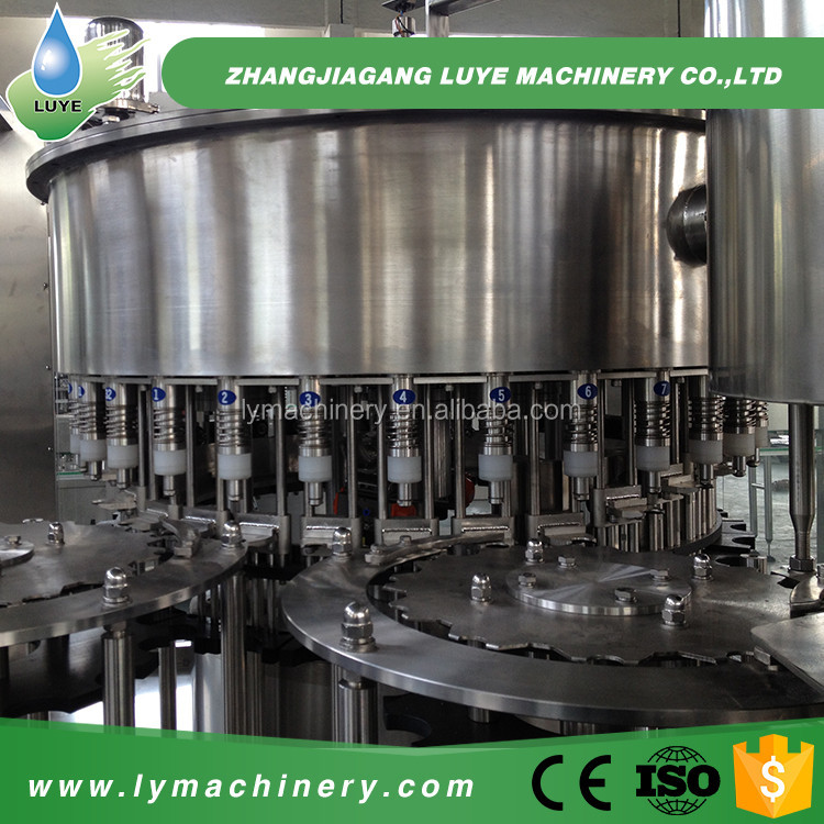 CE Certification Plastic bottle Mineral Water Plant Machinery Cost