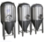 2 vessels stainless steel 304 micro beer brewing equipment