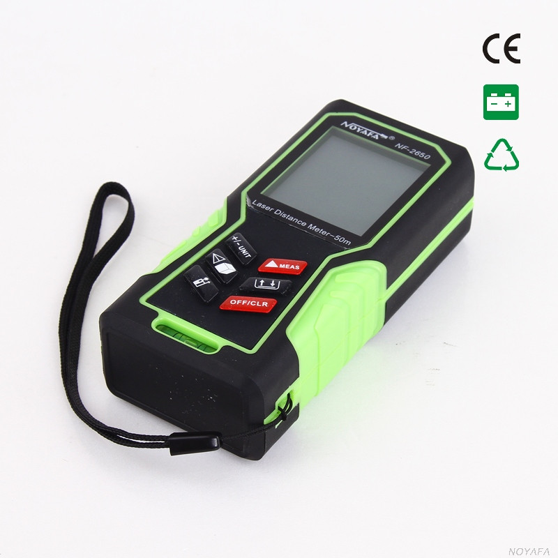 Hot seller digital Laser distance meter with Area volume measurement