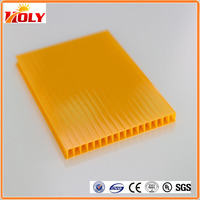 plastic for roofs polycarbonate sun material used cheap solar panels china