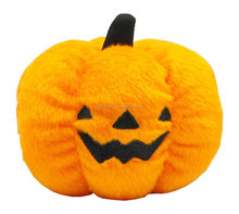 Cheap stuff to sell Halloween pumpkin plush toy new technology product in china