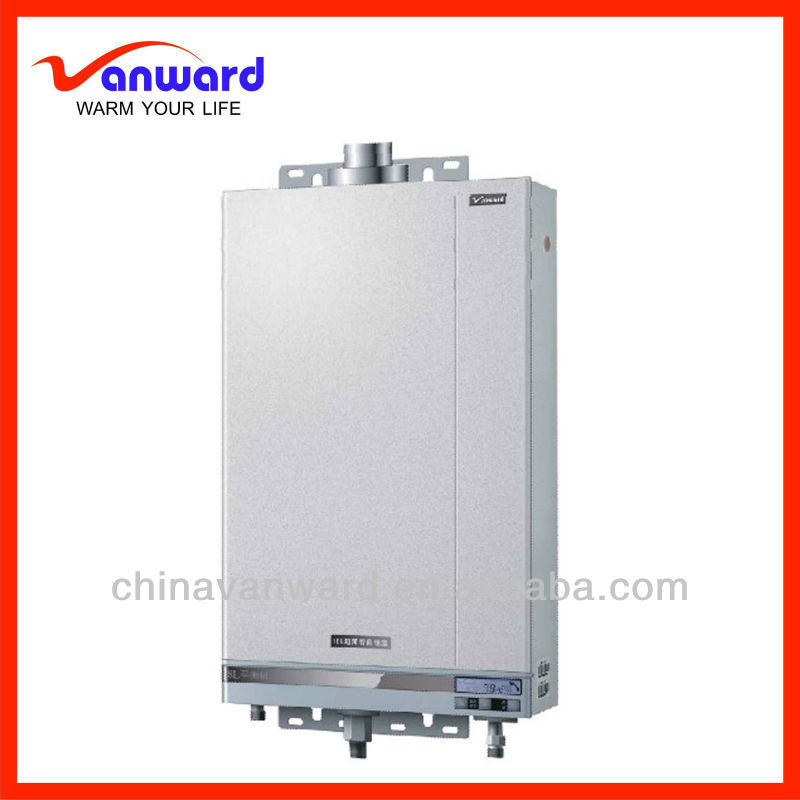 Instant Water heater/gas geyser/water heater with CE approved