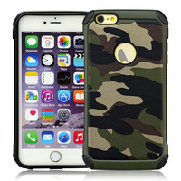 Factory Army strong phone case for Apple i Phone 6