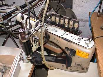 UNION SPECIAL 35800 SEWing machine
