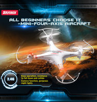 Skytech M62 6-Axis Gyro Drone Mini 4CH 2.4Ghz RC Helicopter Aircraft