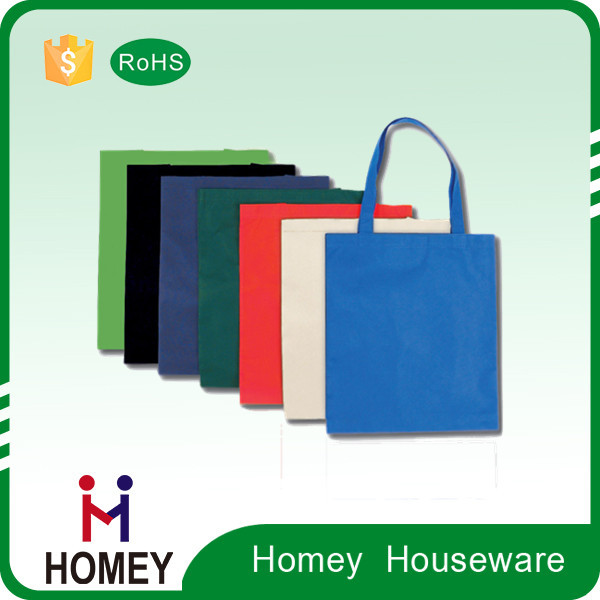 Professional factory waterproof pictures printing non woven shopping bag, folding pp non woven shopping bag