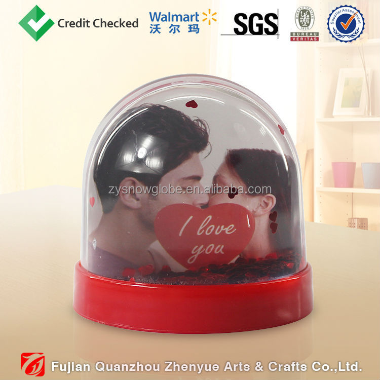 PS artificial photo water globe