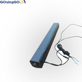 2.0 mini wireless tv soundbar speaker with bluetooth and microphone function for mobile phone