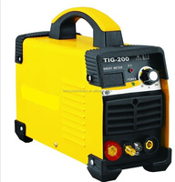TIG/MMA-160 110V 220V 60HZ TAIZHOU WONDERFUL DUAL ARGON WELDER AC DC PULSE thermocouple AND SPOT TIG WELDIONG MACHINE USED