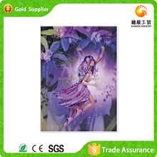 High Quality Interior Wall Decorative Cartoon Painting 3D Diamond Embroidery Kit