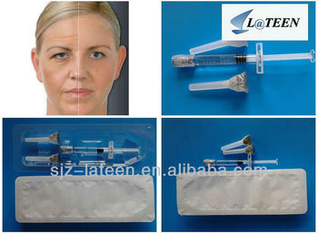 Hyaluronic Acid Face Lifting Injection