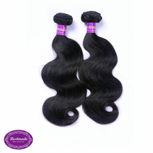 Free Sample 8 inches Body Wave Indian Virgin Human Hair Extensions