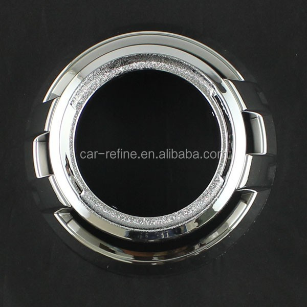 3 inches hid bi-xenon projector lens cover for audi A4L