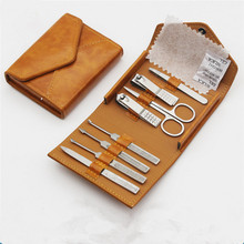 Mens Grooming Kit Mens Kit Personal Grooming Set Personal Care Manicure Set nails beauty