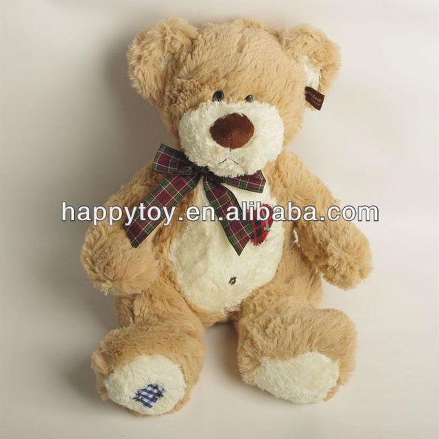 HI EN71 Lovely Bulk Used Plush Gummy Bear stuffed plush toys