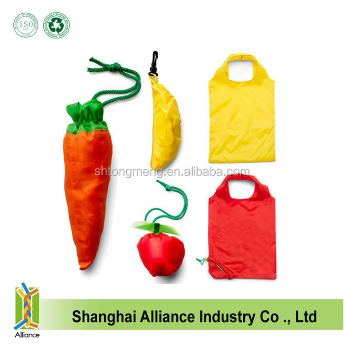 Fruit Style Folding Shopping Recycle Eco Bag