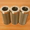 Replacement suction 80 micron WU-400X80F oil filter element