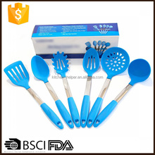 High Quality Factory Price Kitchen Utensils with price of stainless steel utensils