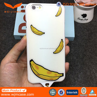 3D fruit mobile phone case cover for iphone ,New brand phone case for cell phone