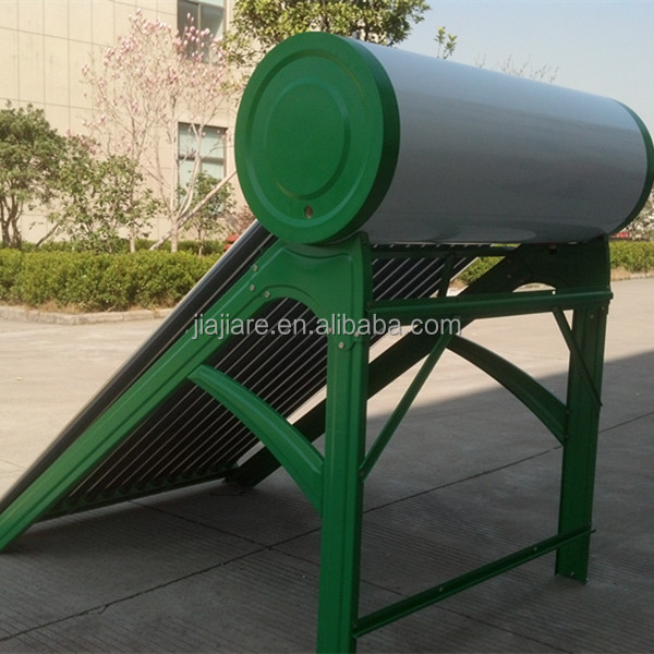 Best Quality Non-presurized Vacuum tube solar water heater