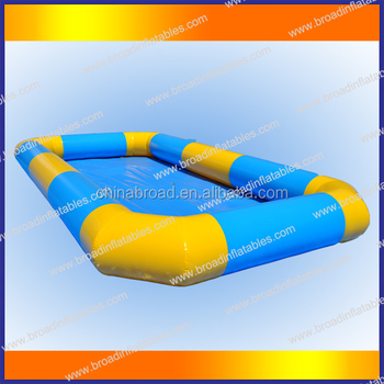 Large Square inflatable pool, inflatable pool rental, inflatable swimming pool