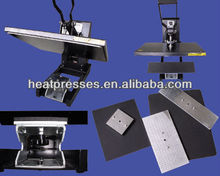 Down plate sizes selectable heat press machine (HP450B