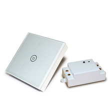 Saful smart touch screen light control <strong>switch</strong> for smart home