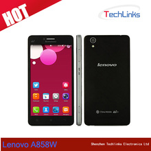 Lenovo A858W A858T 4G LTE MTK6732 Quad Core Smartphone 1GB RAM 8GB ROM 8.0MP Android 4.4 1280 x 720