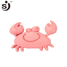 Best price silicon forms cute crab shape cake mould silicon mold making for wholesale