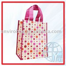 promotional pp non-woven shopping bag