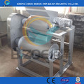 Portable Gasoline 200kg/h Cassava Grinder with Wheel