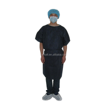 disposable scrub gown