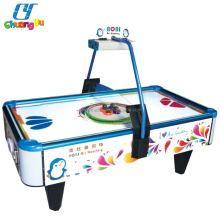 Muntautomaat kinderen Amusement Elektrische Arcade Games Air Hockey Tafel Game Machine Voor Verkoop