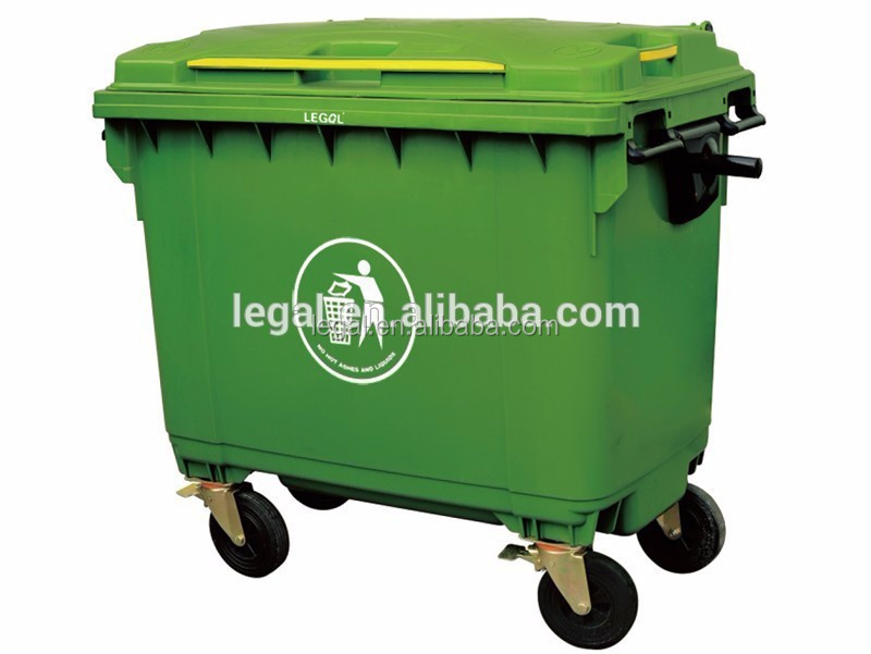 house containers,outdoor trash can,restaurant garbage bin