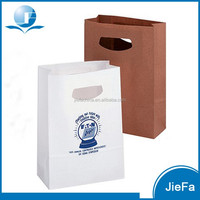 2015 New Design Eco-friendly Decorative Paper Lunch Bags