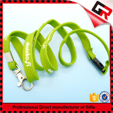 attractive design lanyard with lobster claw
