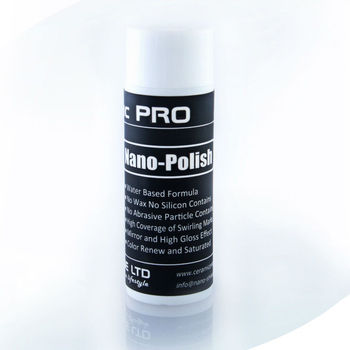 Ceramic Pro Nano-Polish - non abrasive cleaner polish