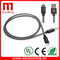 Professional Manufacturer Custom length usb y-cable charger cable