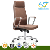 High Quality Synthetic Leather PU Executive Chair Office Chair Armrest Cover with Bright Color Office Chair