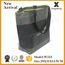 Wholesale 2016 new products customized deisgn cheap non woven shopping bag