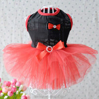 wholesale sexy lady dog fancy pink dress
