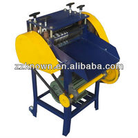 Cable manufacture equipment of wire stripping machine