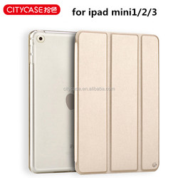 city&case shockproof case for ipad mini1/2/3
