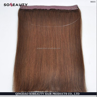 Wholesale alibaba express virgin hair ,Peruvian women hair styles halo hair