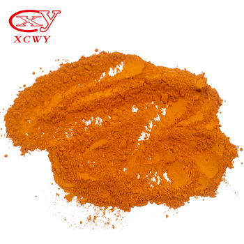 Very soluble in water and alcohol high purity basic yellow 2 dyestuff