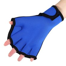 Swimming Paddle Gloves Flippers Flying Fish Webbed Swimmer Training Scuba Diving Equipment Surfing Water