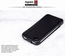 Cow leather case for iphone4